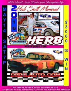 Herb Scott 2016